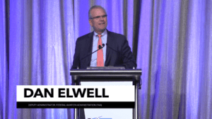 Dan Elwell, Deputy Administrator of the FAA, 2019 Keynote