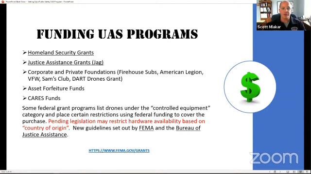 setting-up-a-uas-program-for-public-safety